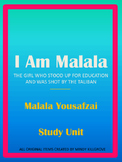 I Am Malala Study Unit- Updated 2/29/2016