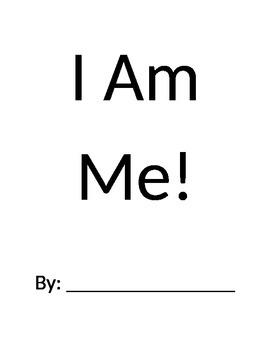 I Am Me Book