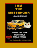Literature - I Am The Messenger Unit Plan