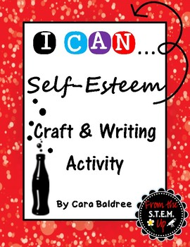 Self-Esteem Activity: Craft and Writing