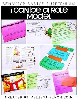 I Can Be a Role Model- Behavior Basics Program for Special