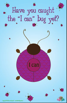I Can Bug Poster and Handouts