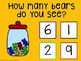 I Can Count Bears Interactive PDF Counting Activity for Sp