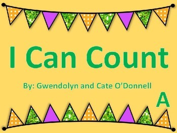 I Can Count - Level A eBook