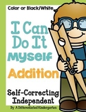 I Can Do It Myself Addition-Self-Correcting and Differentiated