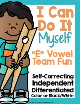 I Can Do It Myself-Vowel Team 'E': Self-Correcting and Dif
