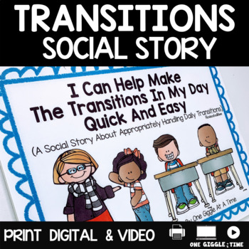 I Can Help Make The Transitions In My Day Quick And Easy (