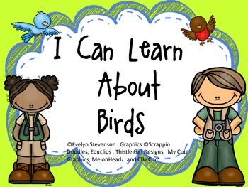 I Can Learn About Birds