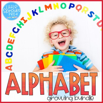 I Can Learn Letter and Sounds - A Growing Bundle