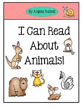 Rhyming Animals