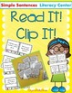 I Can Read Bundle! (6 Reading Sets for Beginning Readers)