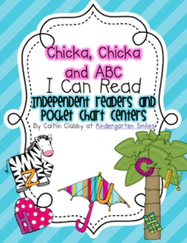 I Can Read: Chicka, Chicka and ABC