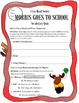 I Can Read Series Morris Goes to School Worksheets