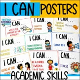 """Special Education """"I Can"""" Academic Skill Statements"""