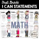 I Can Statements {Math}