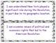 I Can Statements – New York Grade 4 Social Studies