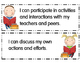 I Can Statements Preschool New Jersey