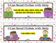 I Can Statements READING ONLY K - 5