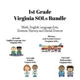 I Can Statements - VA Math, ELA, Science, & SS SOLS