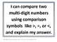 I Can Statements for Missouri Learning Standards (3rd Grade-Math)