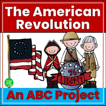The American Revolution Project: An Editable Summative Assessment