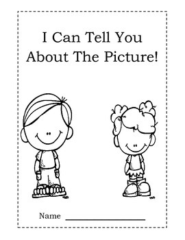 I Can Tell You About The Picture~ 25 Picture Prompts  Set 2