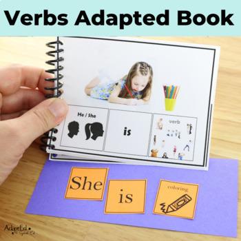 VERBS... Adapted Book 2