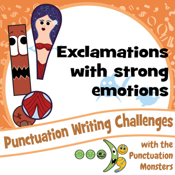 I Can Write Strong Emotions with Exclamation Marks