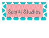 """I Can"" statements Social Studies essential standards **Al"