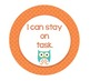 I Can...Owl Themed Brightly Colored Classroom Rules! 13!