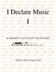 I Declare Music I, II, & III Game Product Bundle