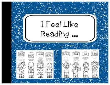 I Feel Like Reading