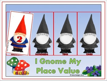 I Gnome My Place Value Game