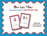 """I Have, Who Has?"" Game - One Less Than (Math: Subtraction)"