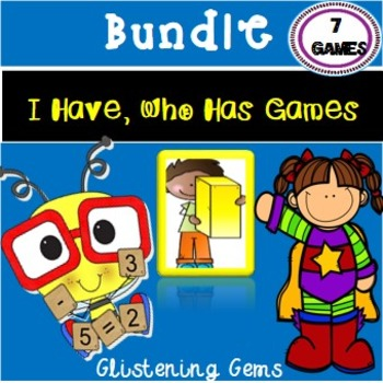 I Have, Who Has Games Bundle