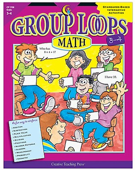 I Have, Who Has? Math Interactive Card Games 3-4