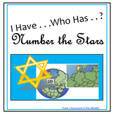 I Have . . .Who Has . . ? Number the Stars