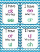 I Have... Who Has {Phonograms}