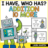 I Have, Who Has-Addition (10 More)