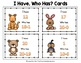 I Have, Who Has? Subtraction - Mixed Facts