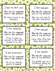 I Have, Who Has...Compound Words (Set 1)