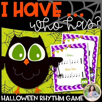 I Have… Whooo Has? Owl-Themed Halloween Rhythm Game for El