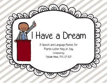 I Have a Dream: A Martin Luther King Jr. Speech and Langua