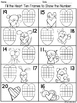 I Heart Counting Ten Frames Puzzles & Playdoh Math Centers