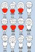 I Heart Kids Clipart - Valentine's Day