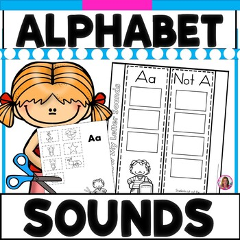 I Know My Letter Sounds! (Alphabet Picture Sorting for All
