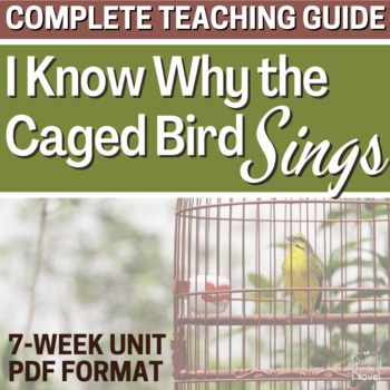 I Know Why the Caged Bird Sings Common Core-Aligned Litera