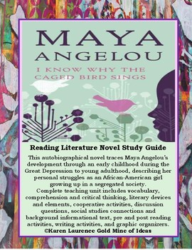 I Know Why the Caged Bird Sings by Maya Angelou Literature