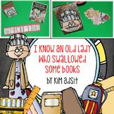 I Know an Old Lady Who Swallowed Some Books Freebie