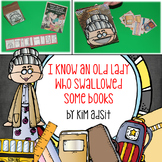 I Know an Old Lady Who Swallowed Some Books Freebie